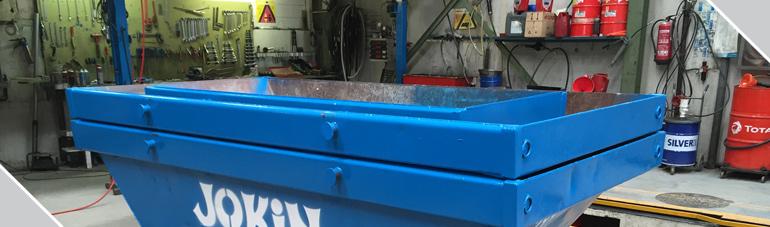 Contenedor de residuos Jokin
