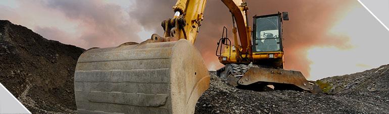 Contenedores Jokin – Altamente cualificados realizando excavaciones.